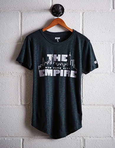 Tailgate Women's NYC The Empire T-Shirt -