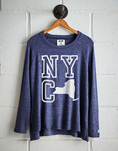 Tailgate Women's NYC Plush Tee -