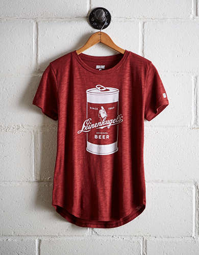 Tailgate Women's Leinenkugel's Beer T-Shirt - Free Returns