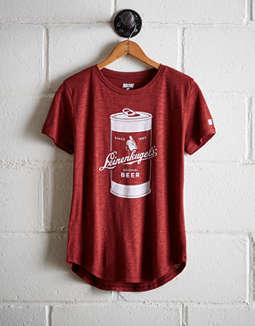 Tailgate Women's Leinenkugel's Beer T-Shirt