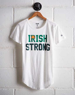 Tailgate Women's Irish Strong T-Shirt