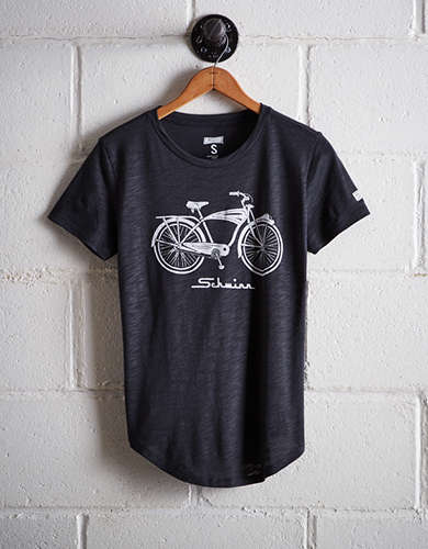Tailgate Women's Schwinn Bicycles T-Shirt - Free Returns