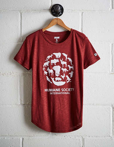 Tailgate Women's Humane Society T-Shirt - Free Returns