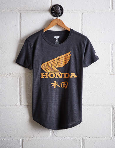 Tailgate Women's Honda Goldwing T-Shirt - Free Returns