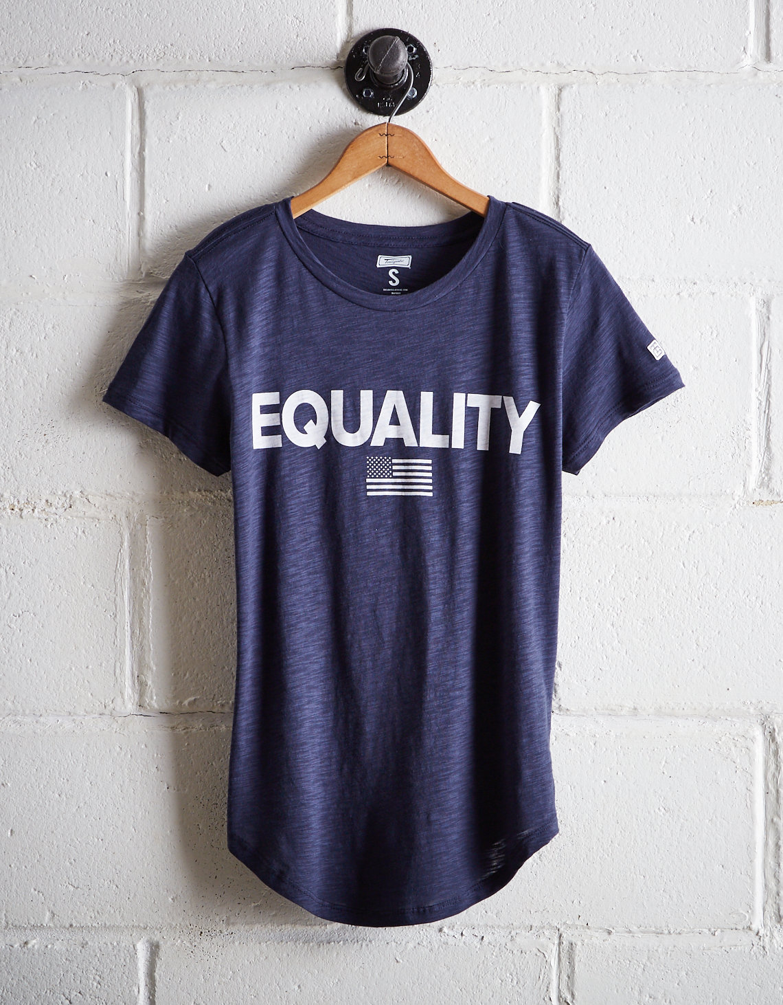 0c301c854d355 Tailgate Women s Equality T-Shirt. Placeholder image. Product Image
