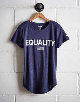Tailgate Women's Equality T-Shirt