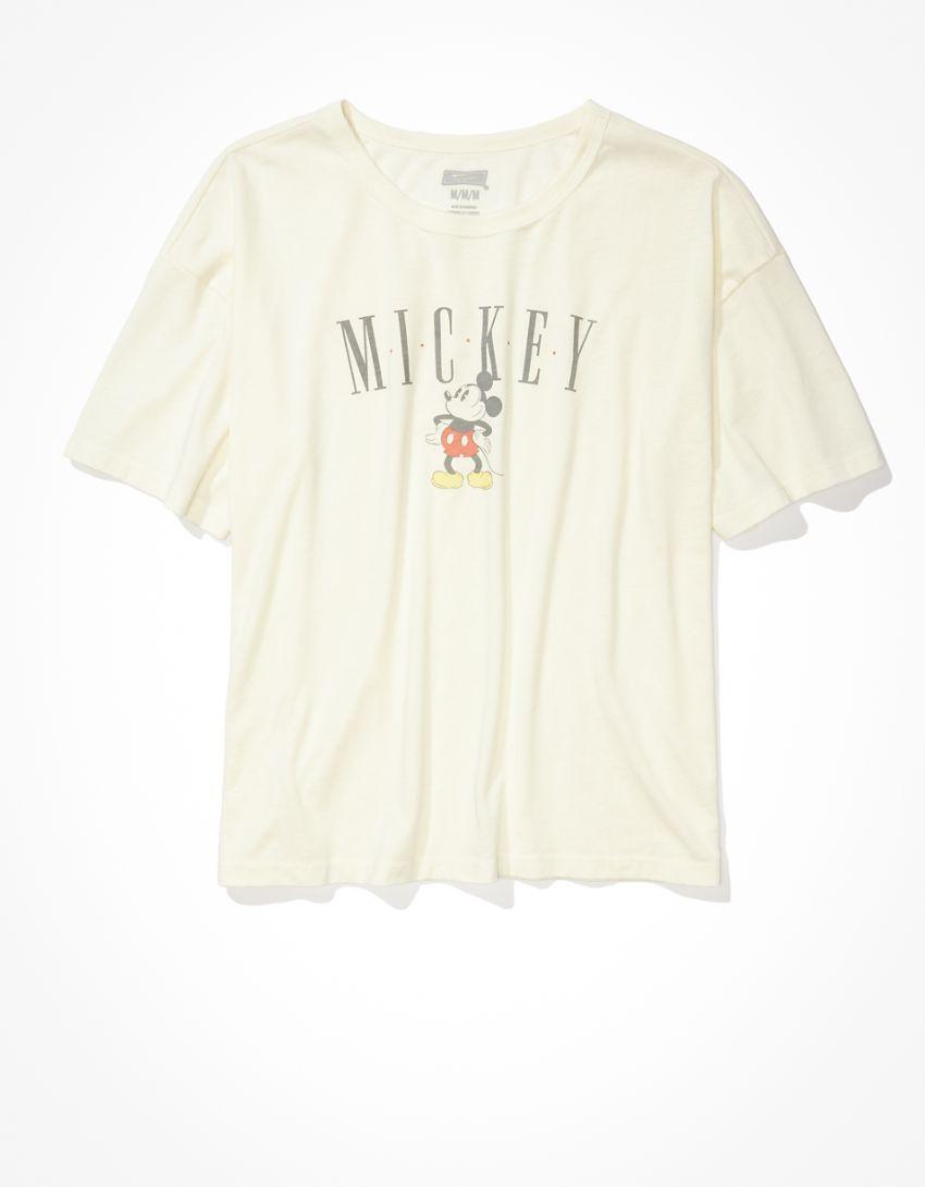 Tailgate Women's Mickey Graphic T-Shirt