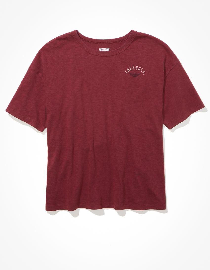 Tailgate Women's Coca Cola Graphic T-Shirt
