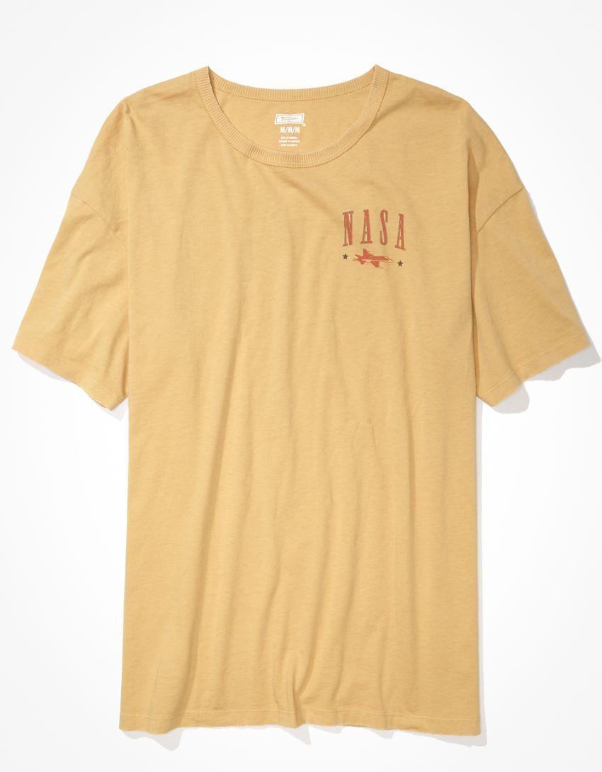 Tailgate Women's NASA Oversized Graphic T-Shirt