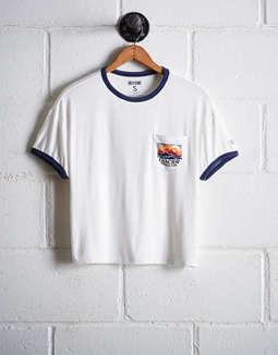 fff7e4a89 placeholder image Tailgate Women's Glacier Ringer T-Shirt ...