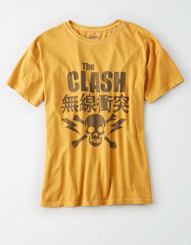 Tailgate Women's The Clash Graphic T-Shirt