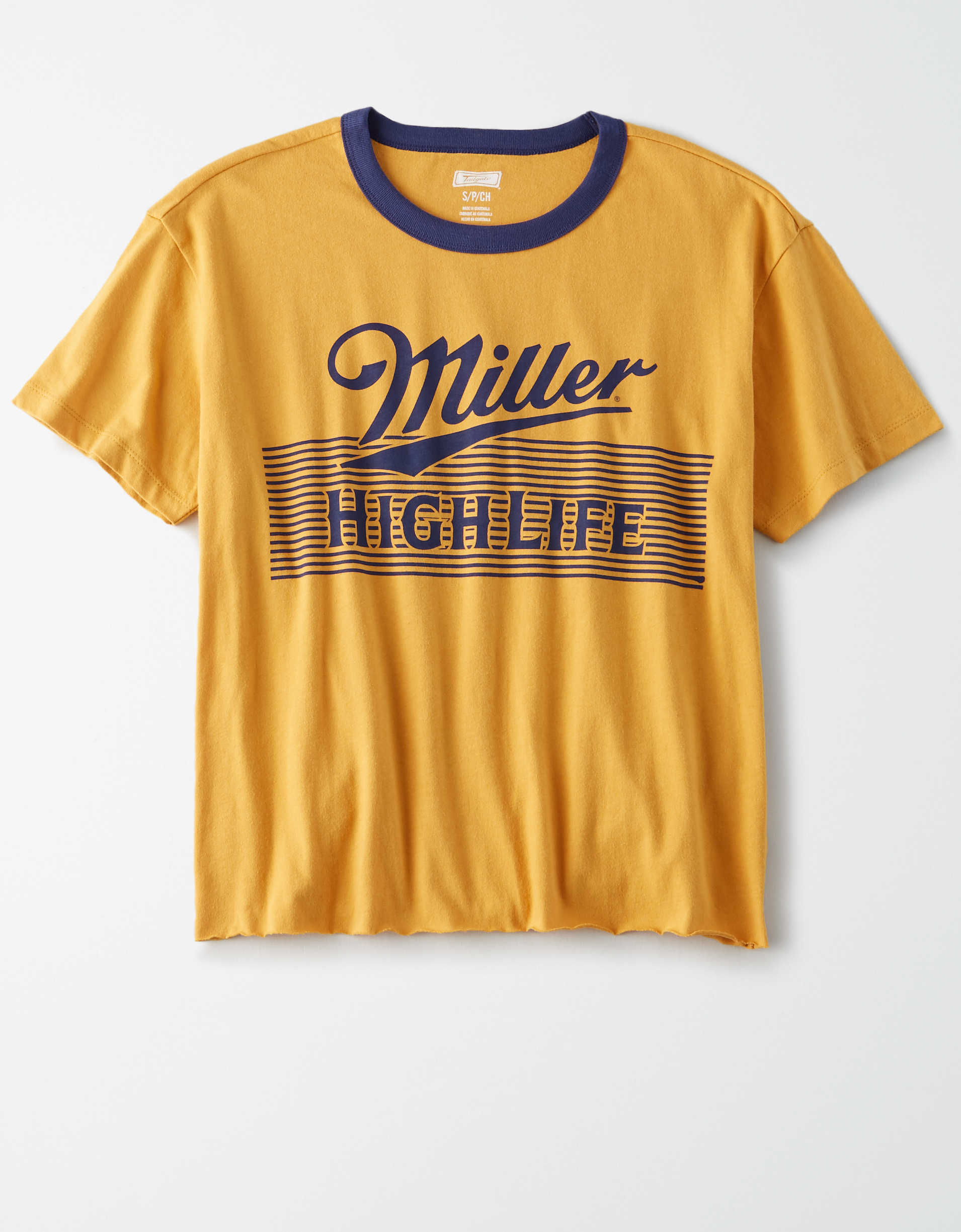 Tailgate Women's Miller Lite Graphic T Shirt by American Eagle Outfitters