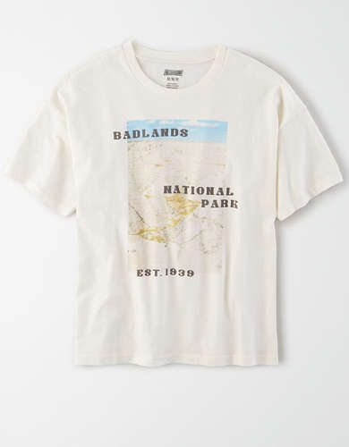 Tailgate Women's Badlands National Park Boxy T-Shirt