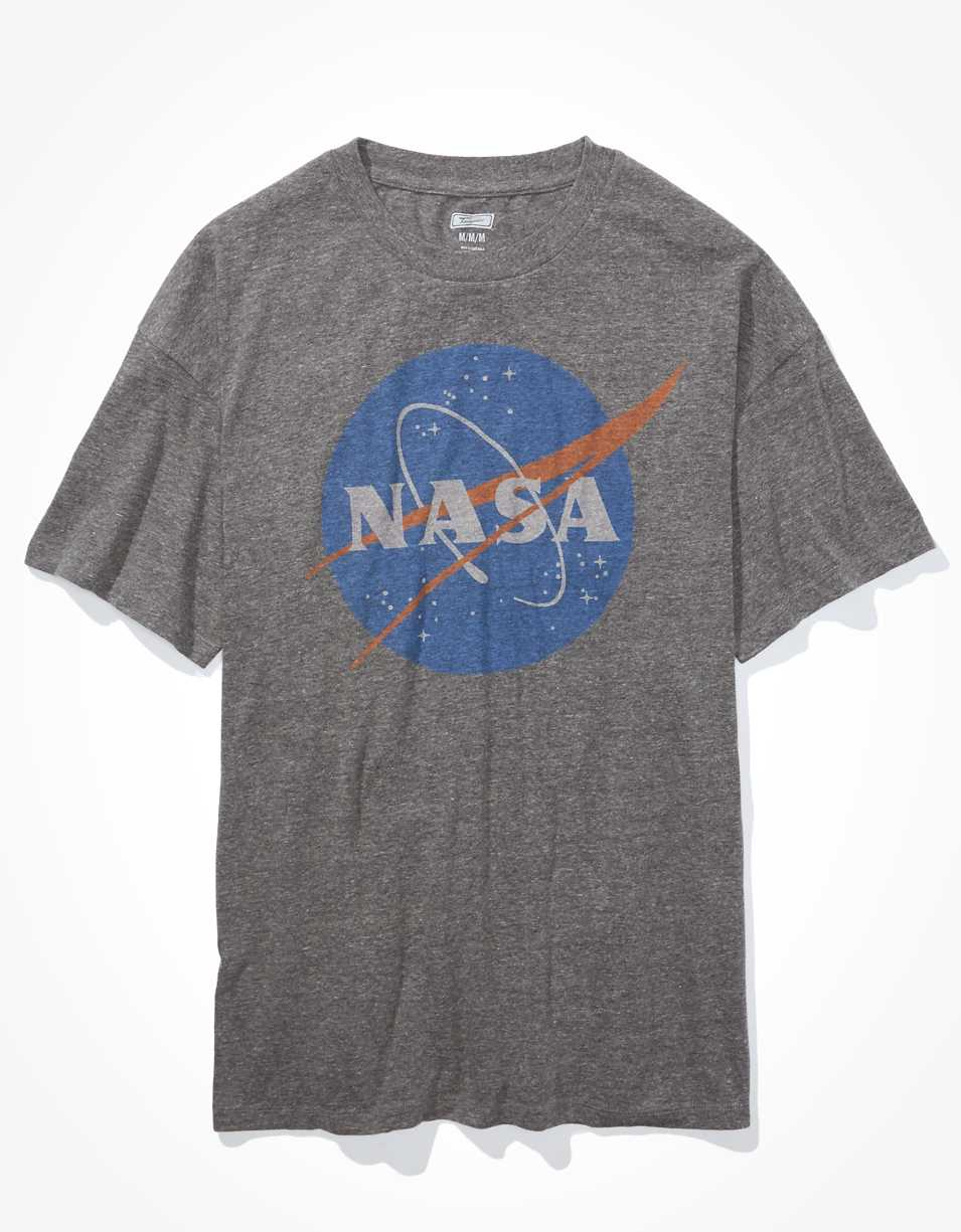 Tailgate Women's NASA Oversized Graphic T-Shirt