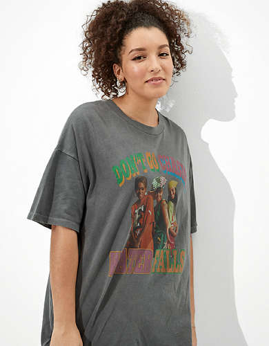 Tailgate Women's TLC Oversized Graphic T-Shirt