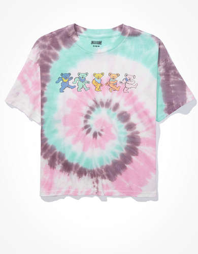 Tailgate Women's Grateful Dead Tie Dye T-Shirt