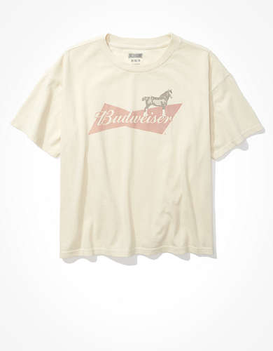 Tailgate Women's Budweiser Graphic T-Shirt