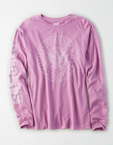 Tailgate Women's Ramones Long Sleeve T-Shirt