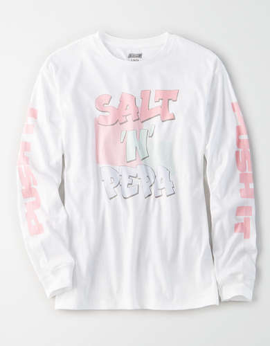 Tailgate Women's Salt 'N' Peppa Long Sleeve T-Shirt