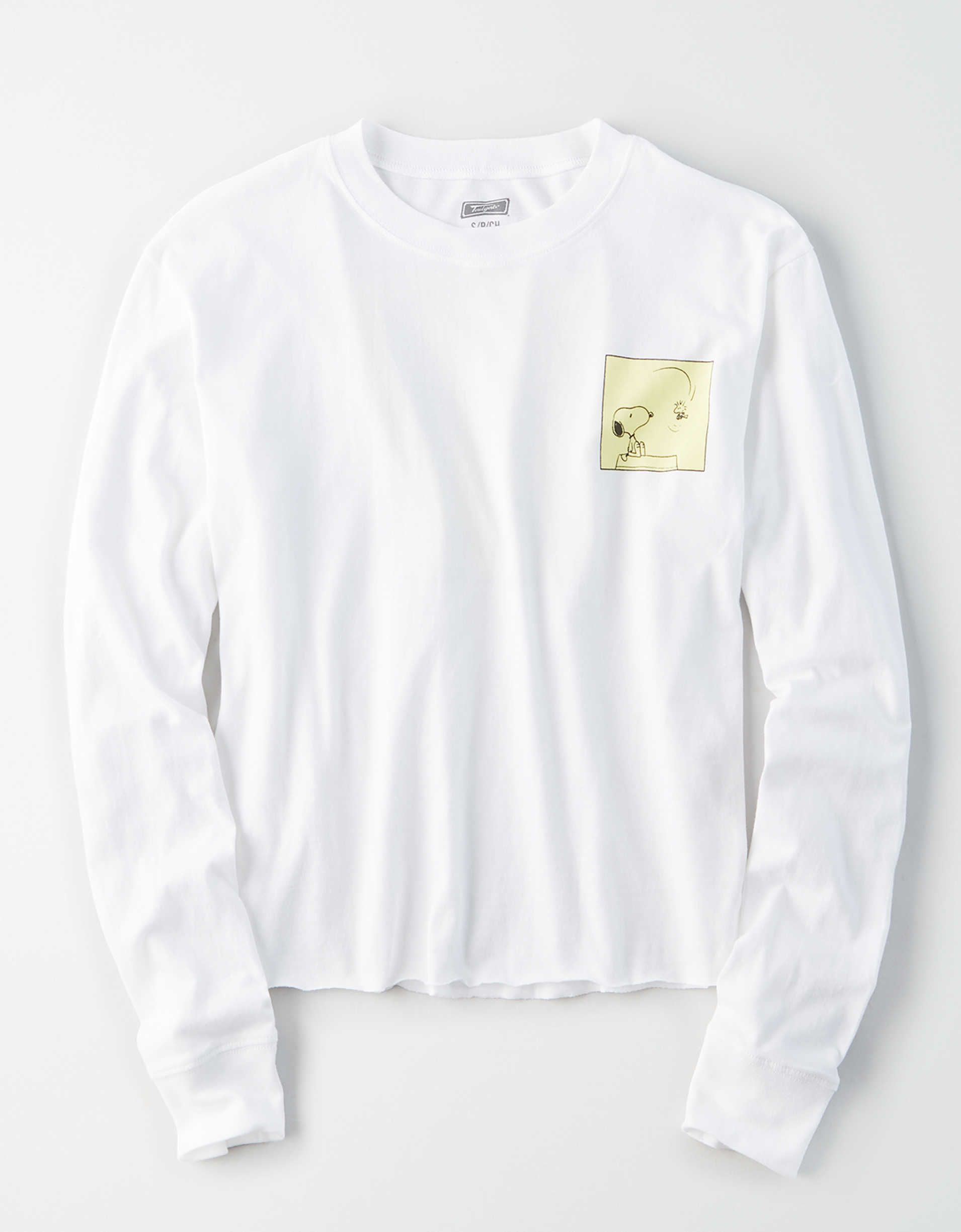 Tailgate Women's Snoopy Long Sleeve T-Shirt