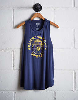 Tailgate Women's Smokey Bear Tank