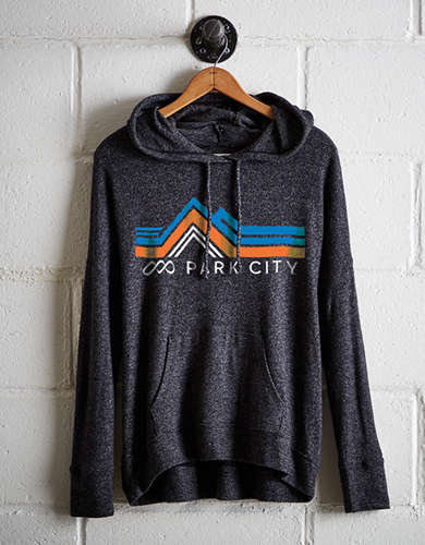 Tailgate Women's Ski Park City Plush Hoodie -