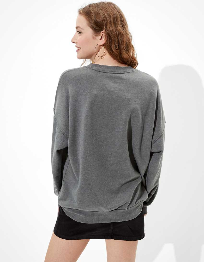 Tailgate Women's Ramones Graphic Sweatshirt