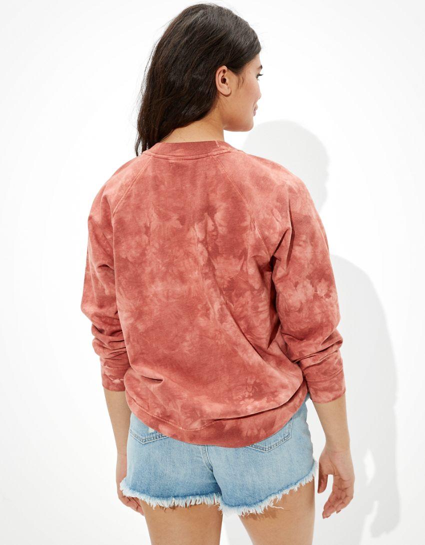 Tailgate Women's Dr. Pepper Graphic Fleece Sweatshirt