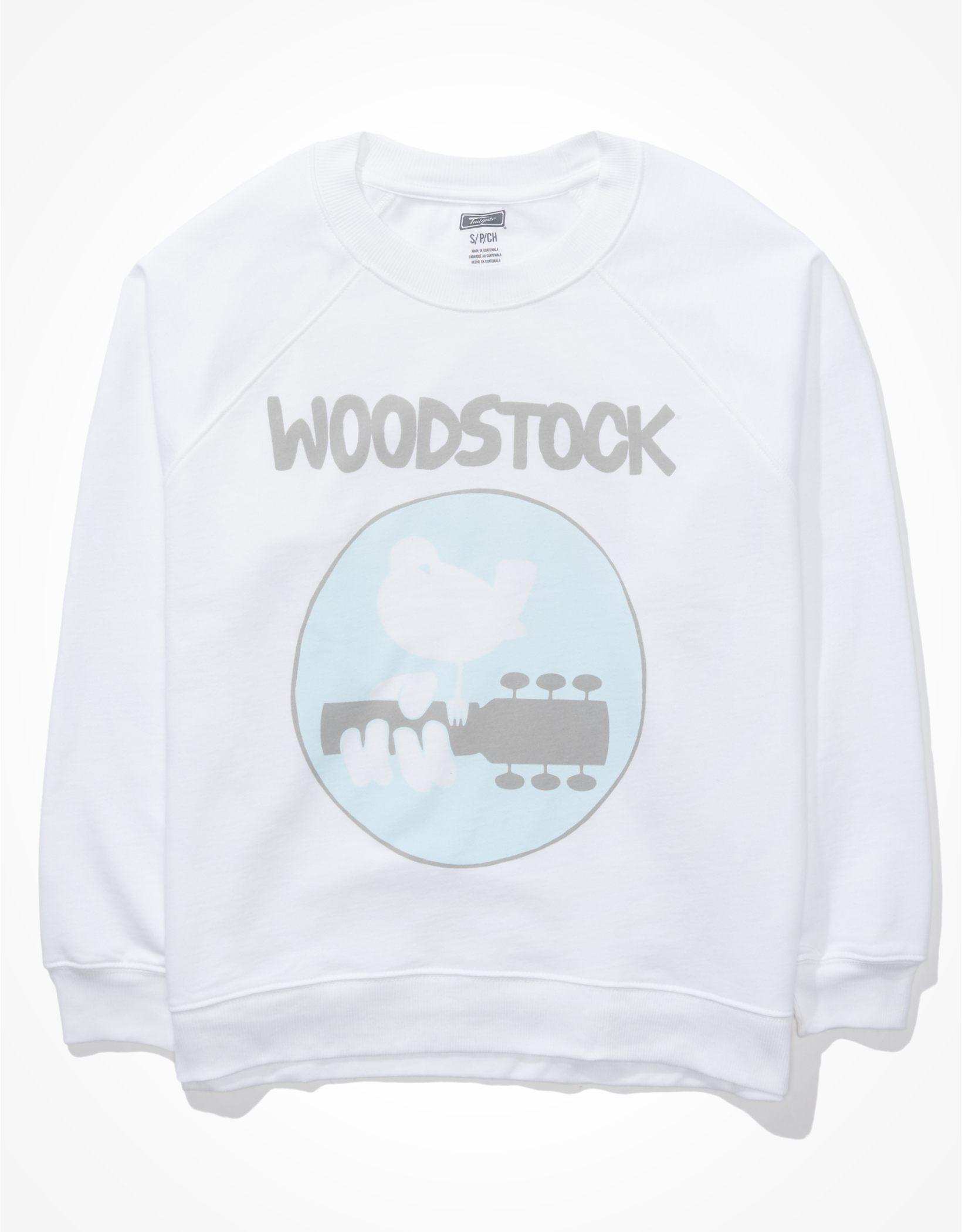Tailgate Women's Woodstock Graphic Fleece Sweatshirt