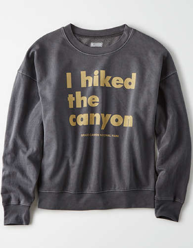 Tailgate Women's Grand Canyon Fleece Sweatshirt