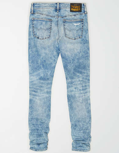 AE X Young Money Ne(X)t Level AirFlex Stacked Skinny Jean
