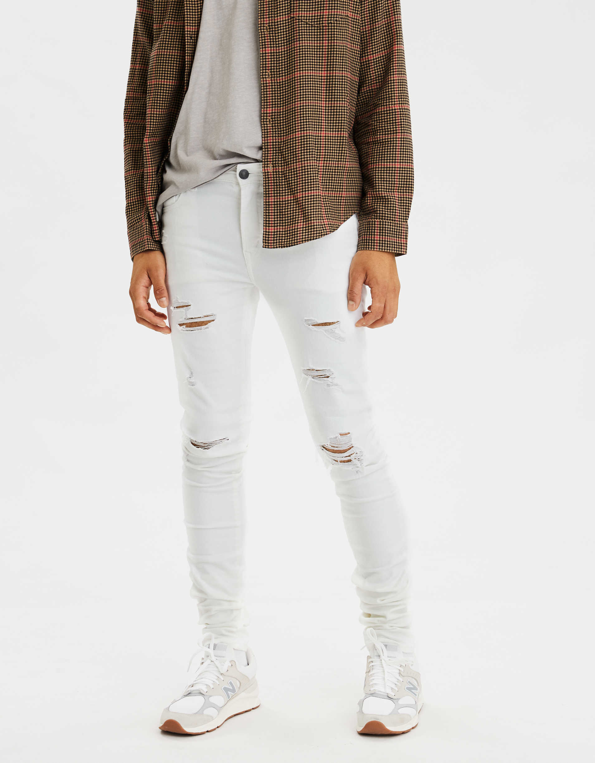 AE Flex Stacked Skinny Jean
