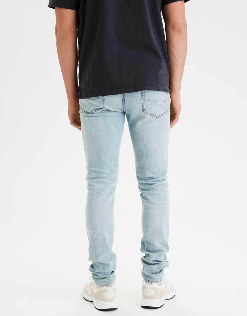 AE AirFlex+ Ripped Stacked Skinny Jean