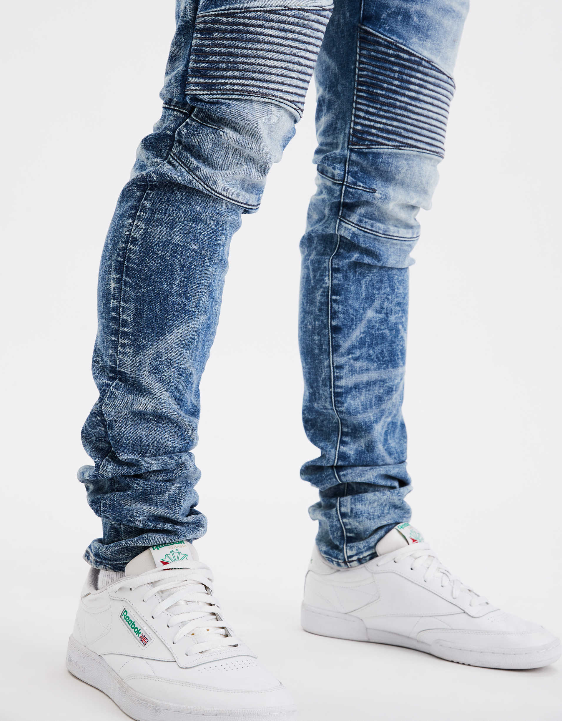 AE AirFlex+ Stacked Skinny Jean