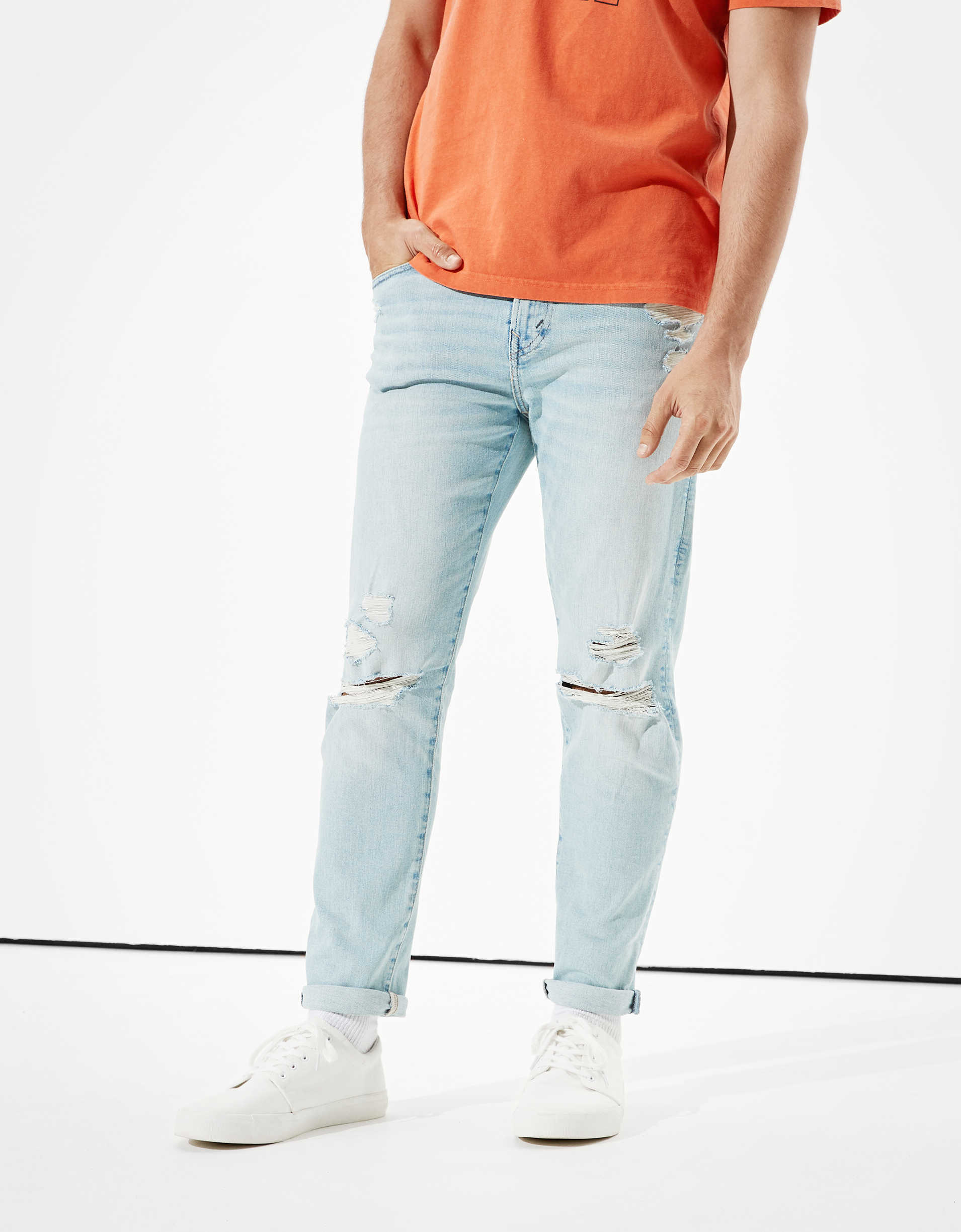 AE Pride Flex Dad Jean
