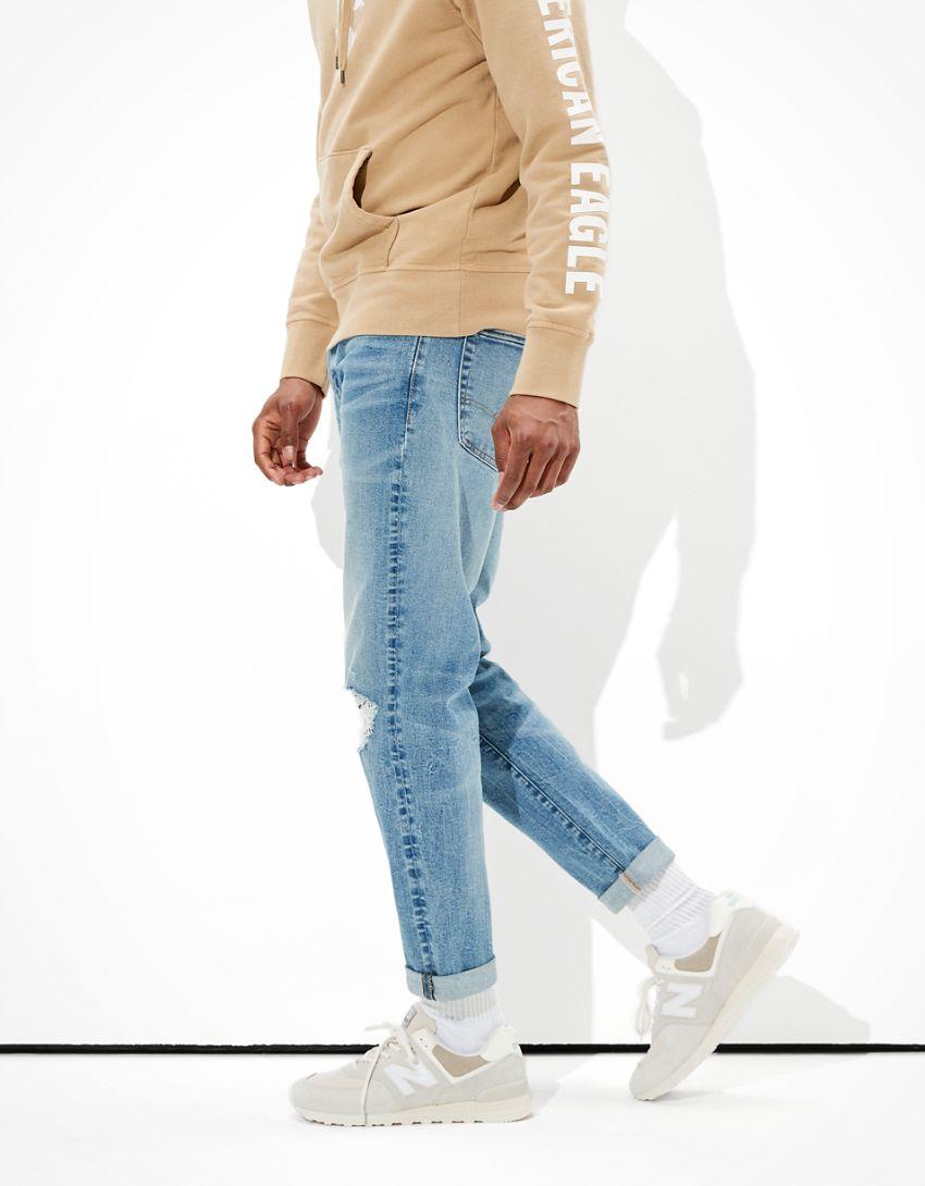 AE AirFlex+ Ripped Relaxed Slim Jean