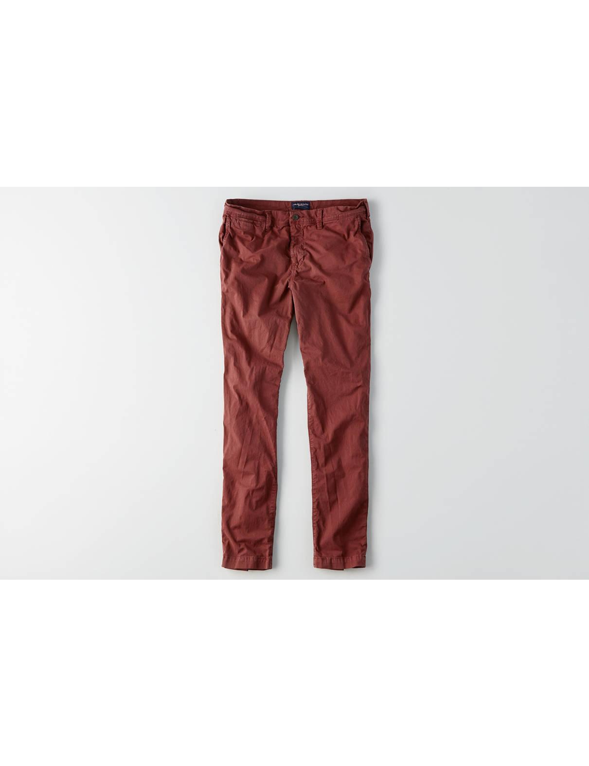 Display product reviews for AE Ne(X)t Level Slim Khaki Pant