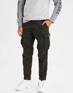 Ae Ne(X)T Level Cargo Khaki Pant by American Eagle Outfitters