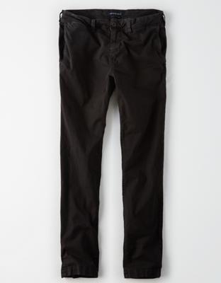 AE Узкие брюки хаки с технологией Ne(x)t Level