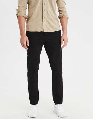 mens black pant american eagle outfitters