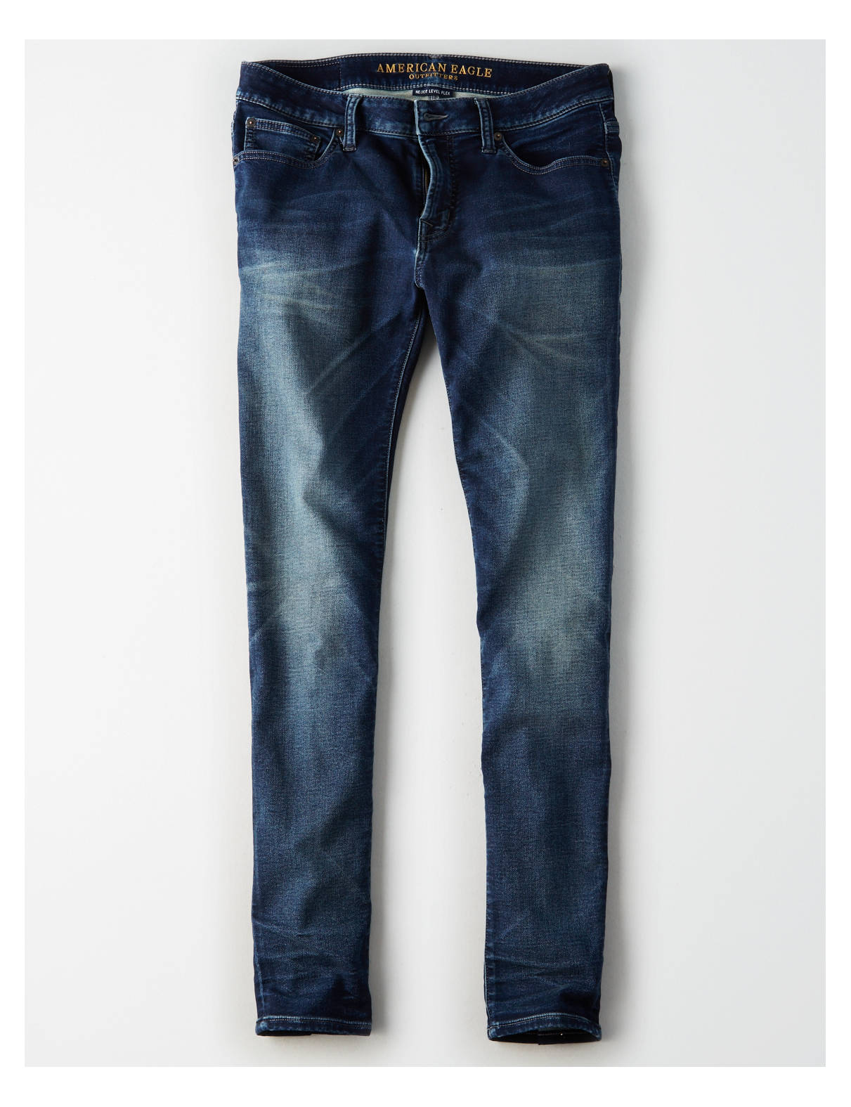 Display product reviews for AE Ne(x)t Level Skinny Jean
