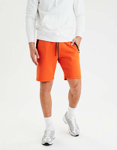 AE Lightweight Fleece Jogger Short
