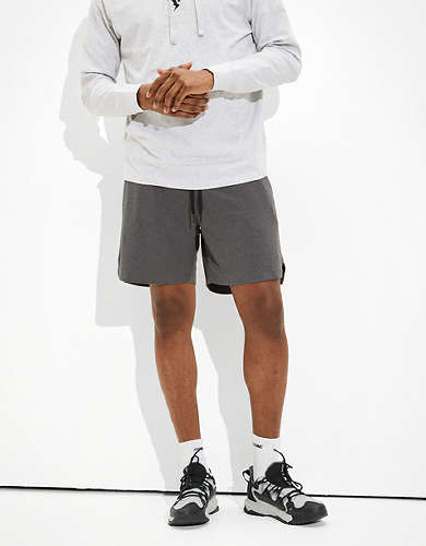 AE 2-in-1 Mesh Training Jogger Short