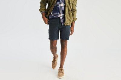 Extreme Flex Slim 7 Flat Front Short