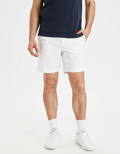 "AE Ne(x)t Level Classic 8"" Khaki Short"