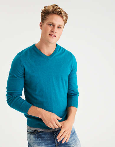 Wool Knit Sweater | American Eagle Outfitters