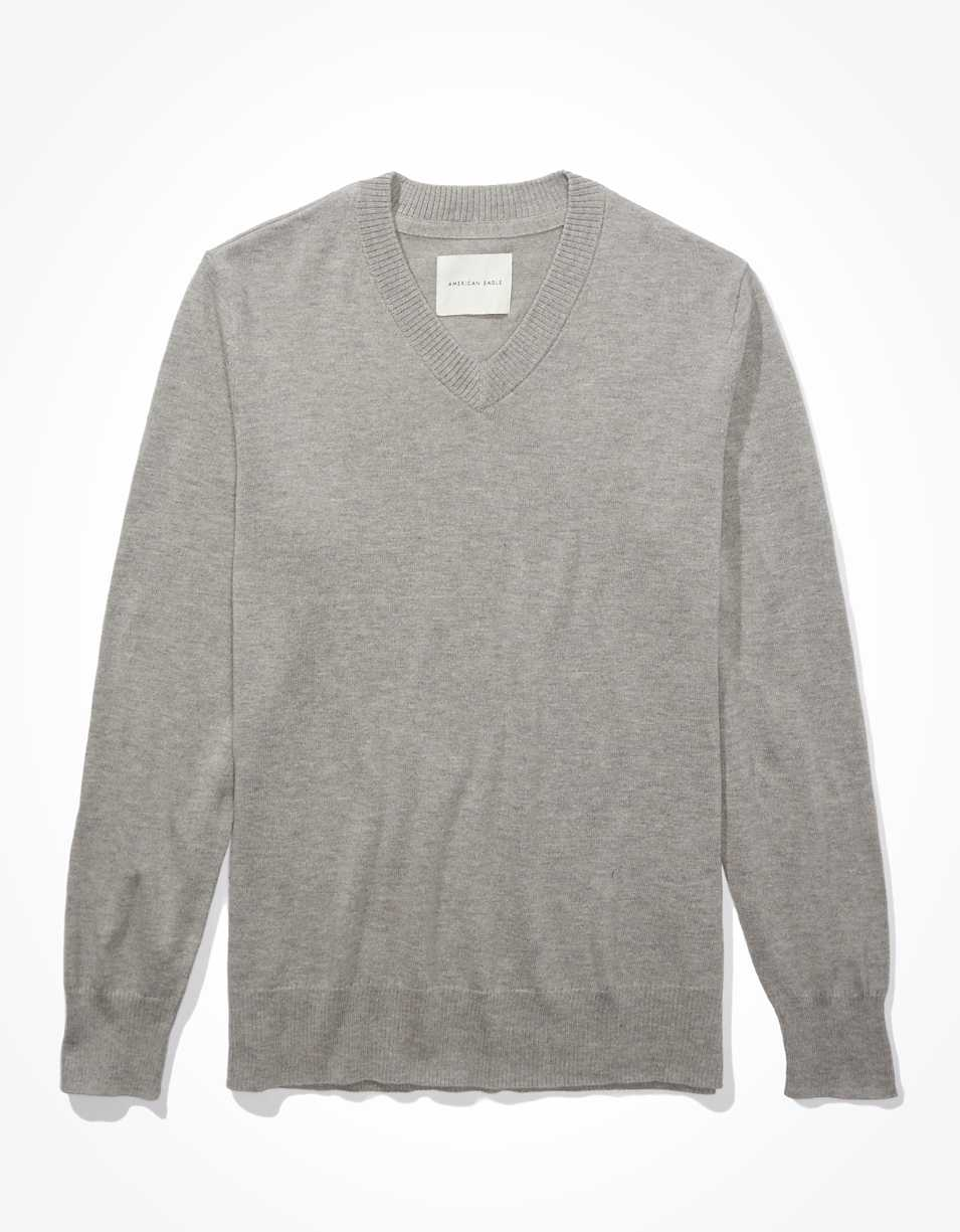 AE Super Soft V-Neck Sweater