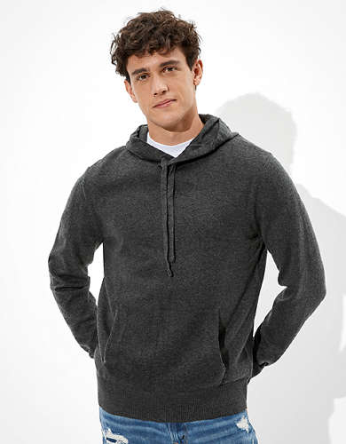 AE Super Soft Hooded Sweater
