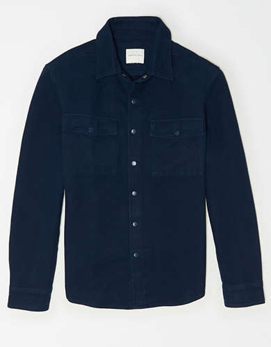 AE Moleskin Shirt Jacket