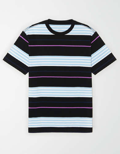 AE Premium Weight Striped T-Shirt